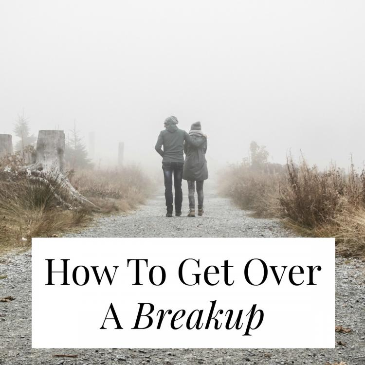 Going through a breakup depression