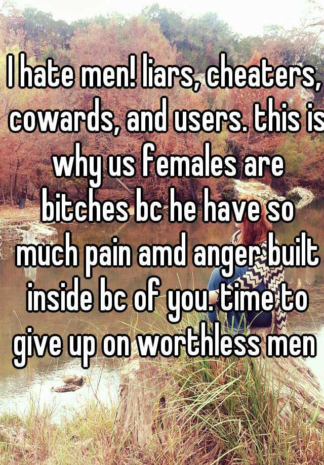 Men who are users