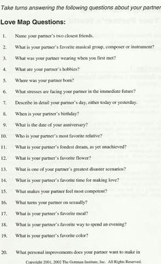 Relationship quizzes for couples free