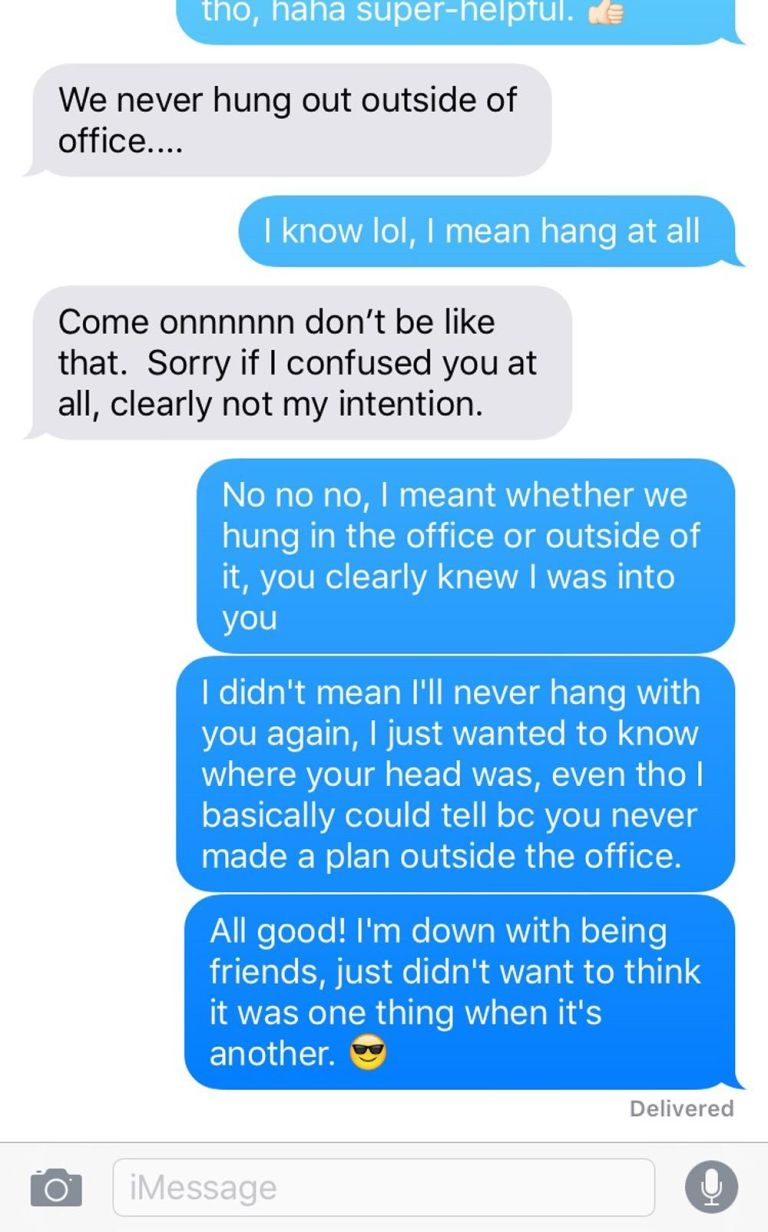 How to send mixed signals to a guy