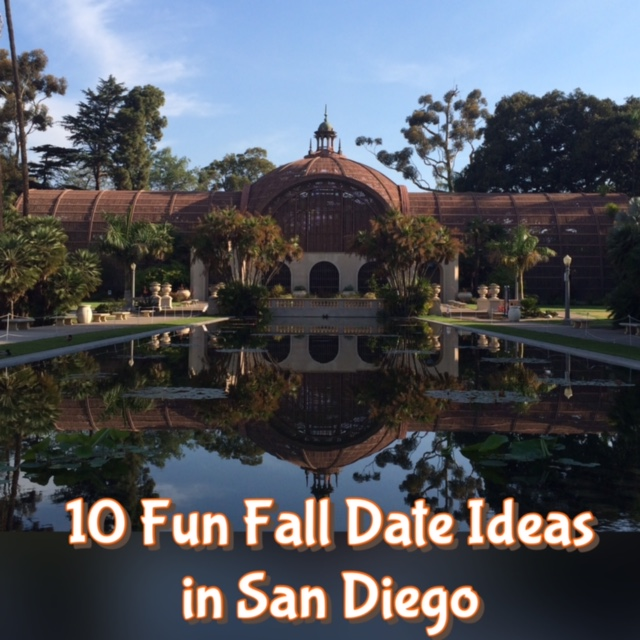 Date ideas in san diego