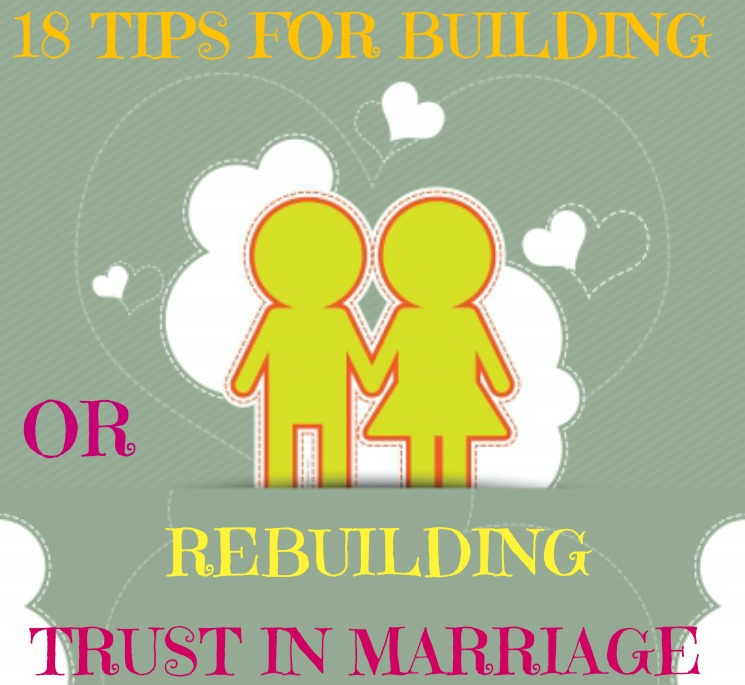 Rebuilding trust after lying in a relationship