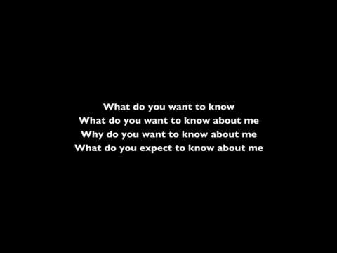I really want to know