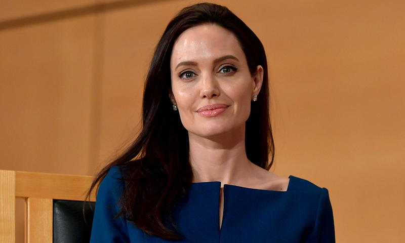 Email angelina jolie official