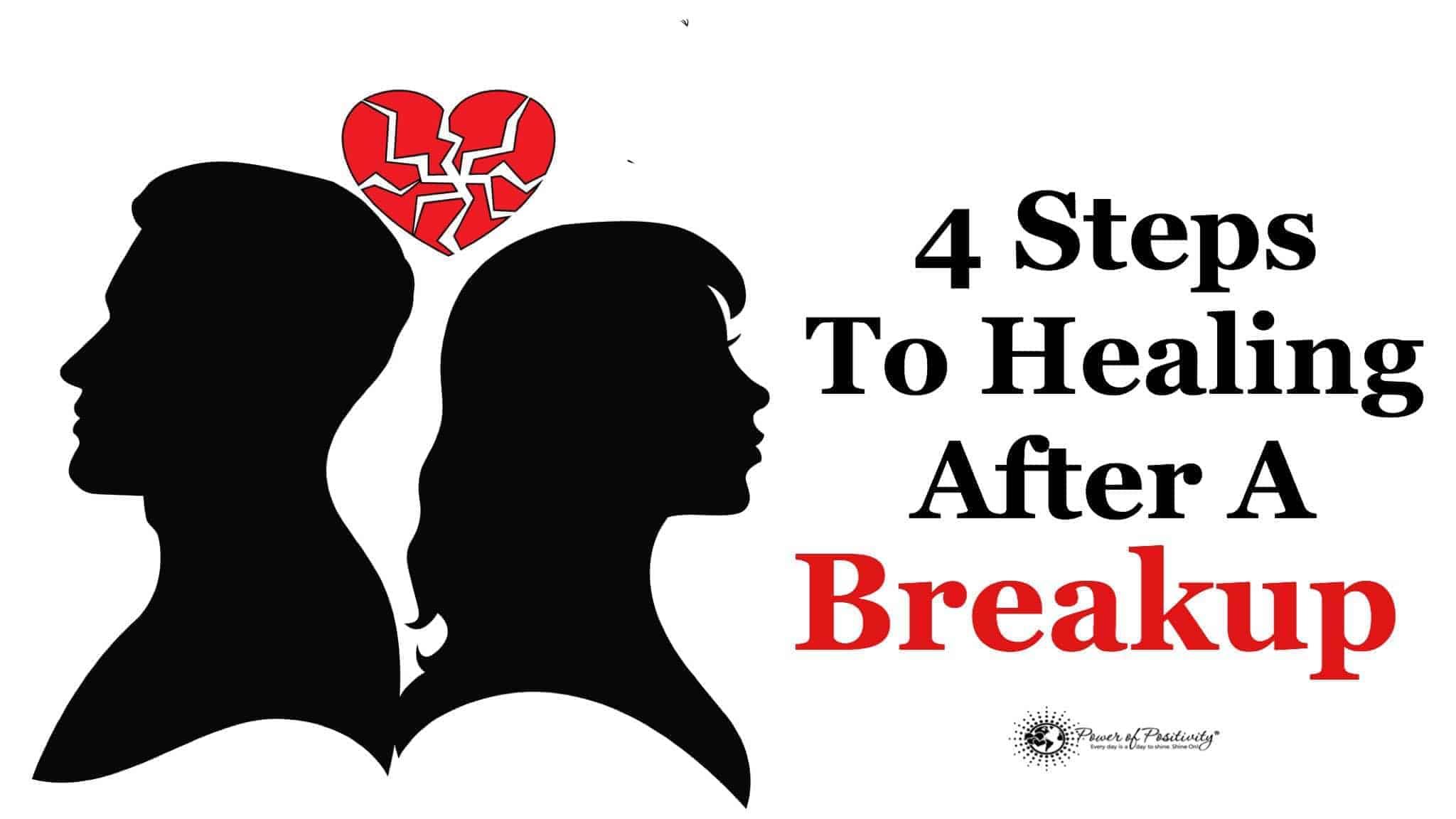 How to heal after a break up