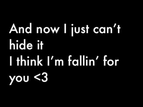I think i m falling for you