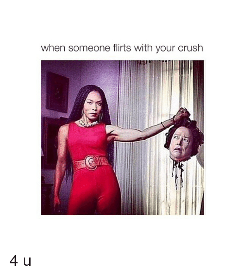 Flirt with your crush