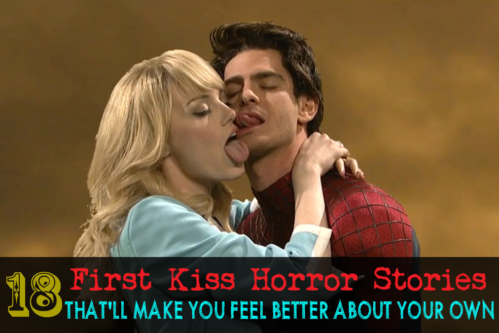 How to initiate a first kiss with a girl