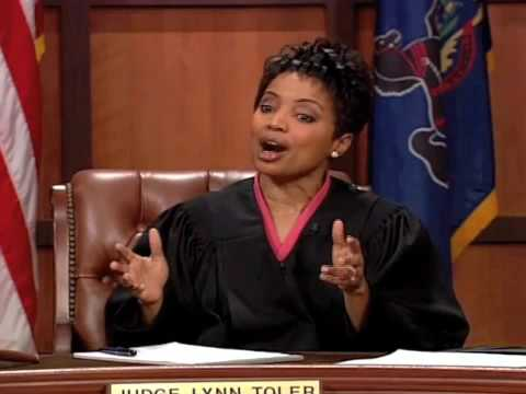 Judge lynn toler tv show