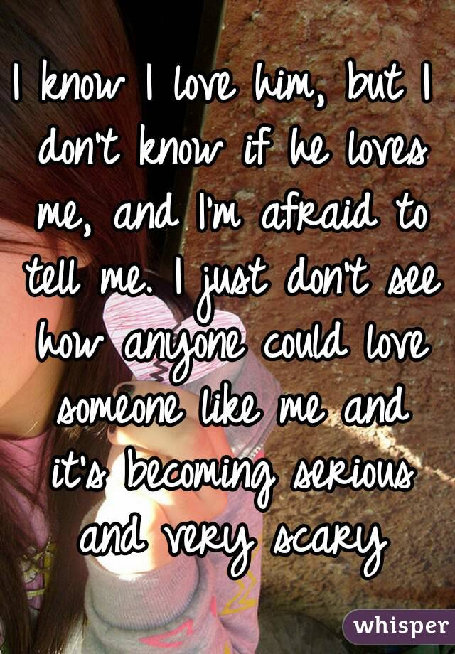 How do i know if i m in love