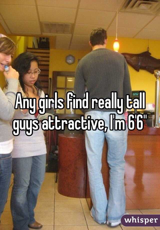 Is being tall attractive for a girl
