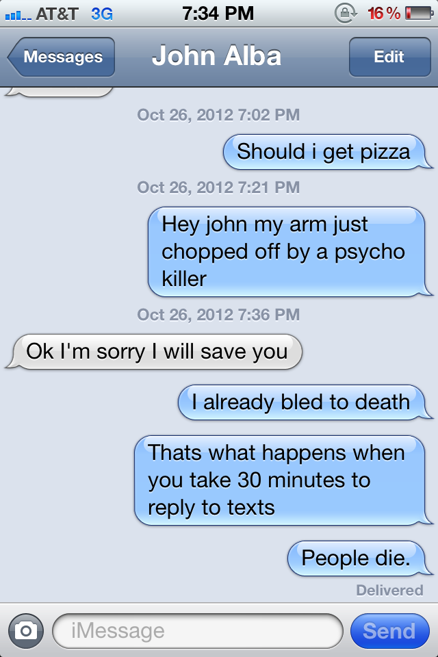 How to get a guy to text you back
