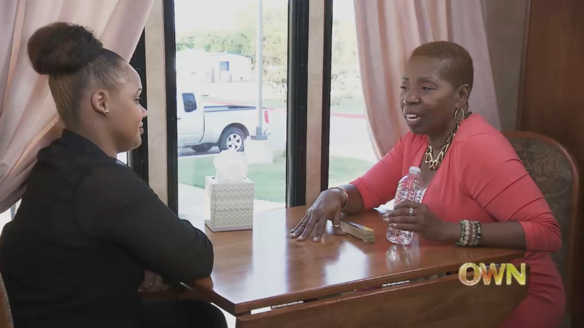 Is iyanla vanzant married