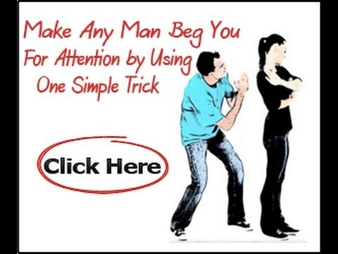 How to make a man desire you