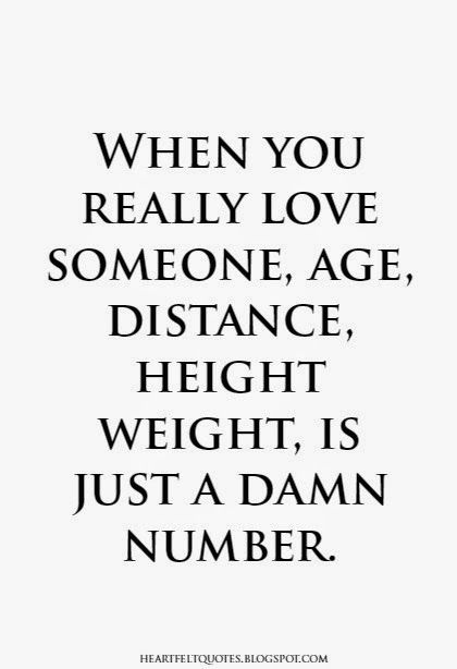 Does age difference matter in love