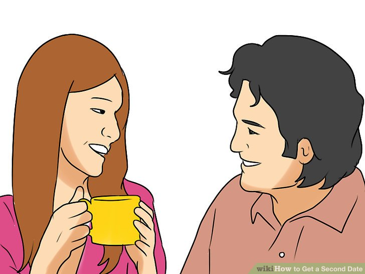 How to get a second date with a woman