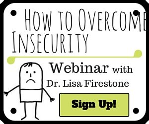 How to overcome insecurity in my marriage