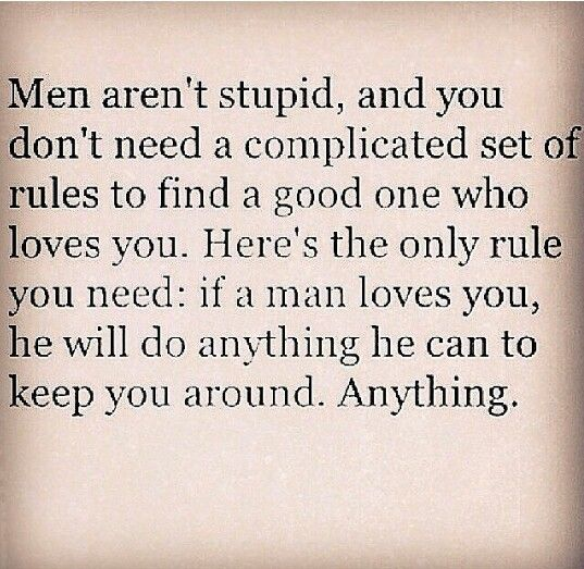 If a guy really likes you