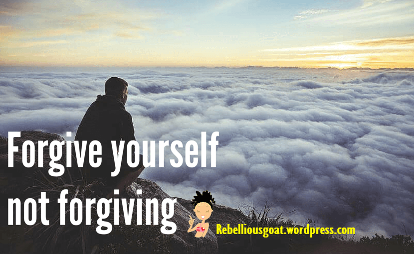 How to forgive myself after cheating