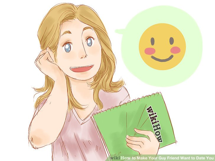 How to make a guy want to date you
