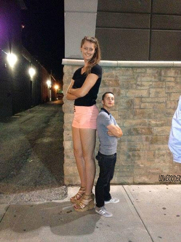 Sex with tall girls