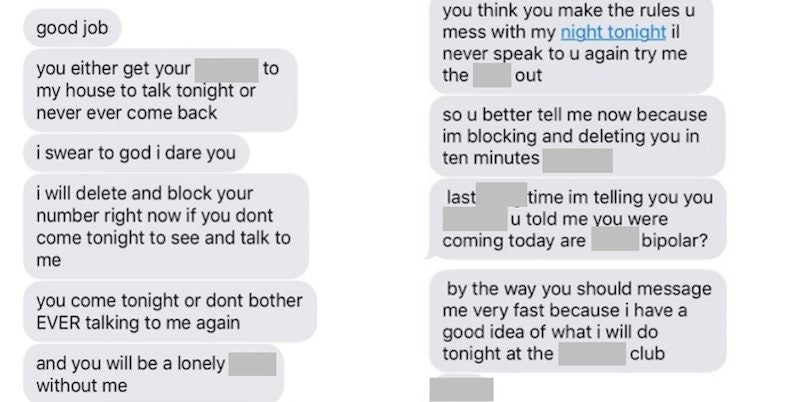 How to cancel a date