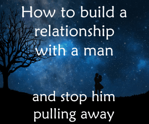 Does giving a man space work