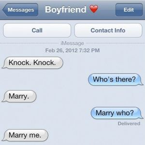 Funny jokes for your boyfriend