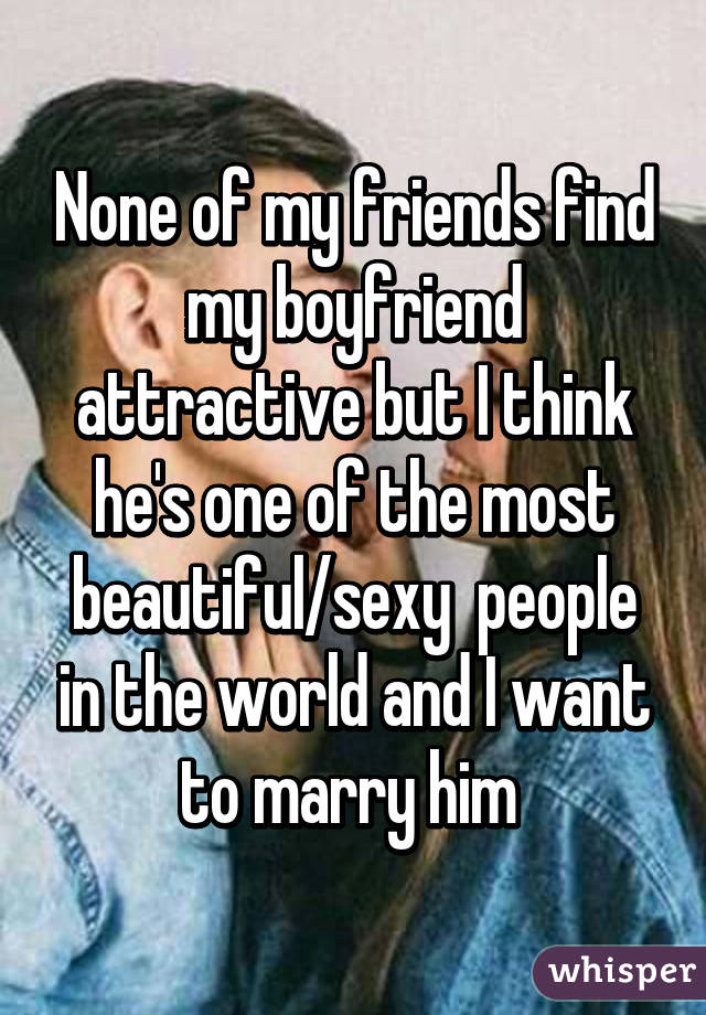 I think hes the one