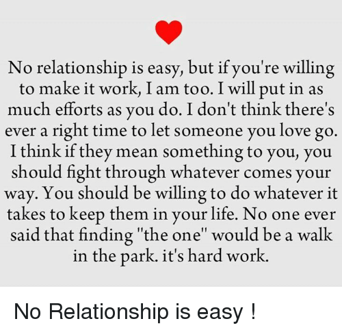 How to know if a relationship will work