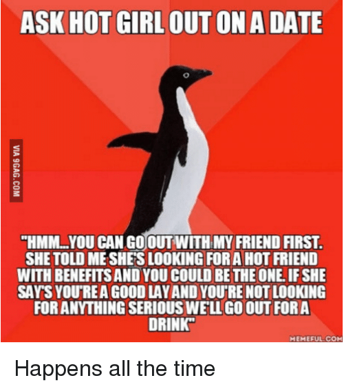 How to ask someone out for a drink