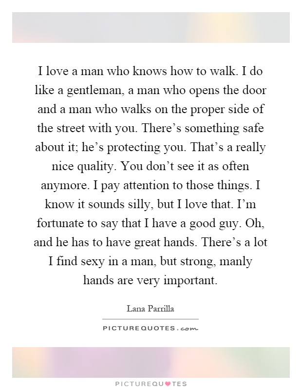 How a man knows hes in love