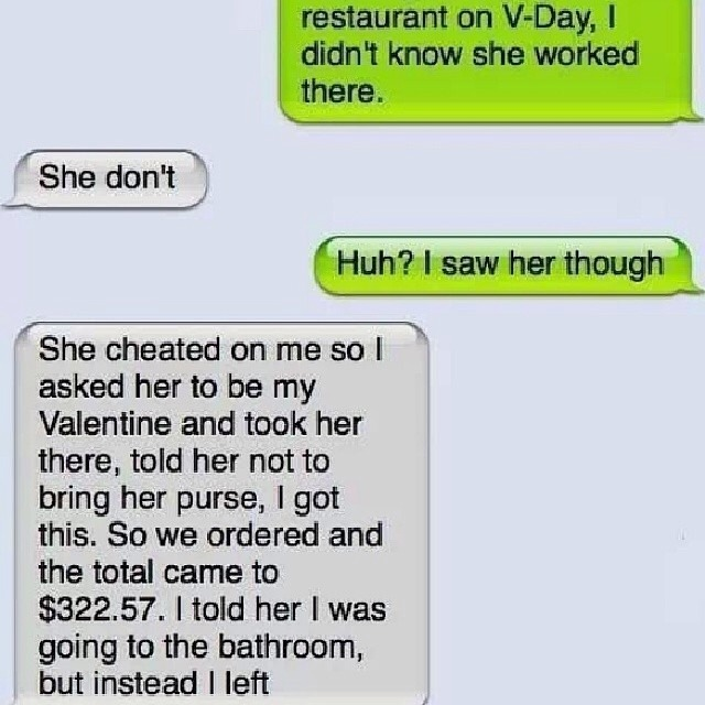 Find out if hes cheating