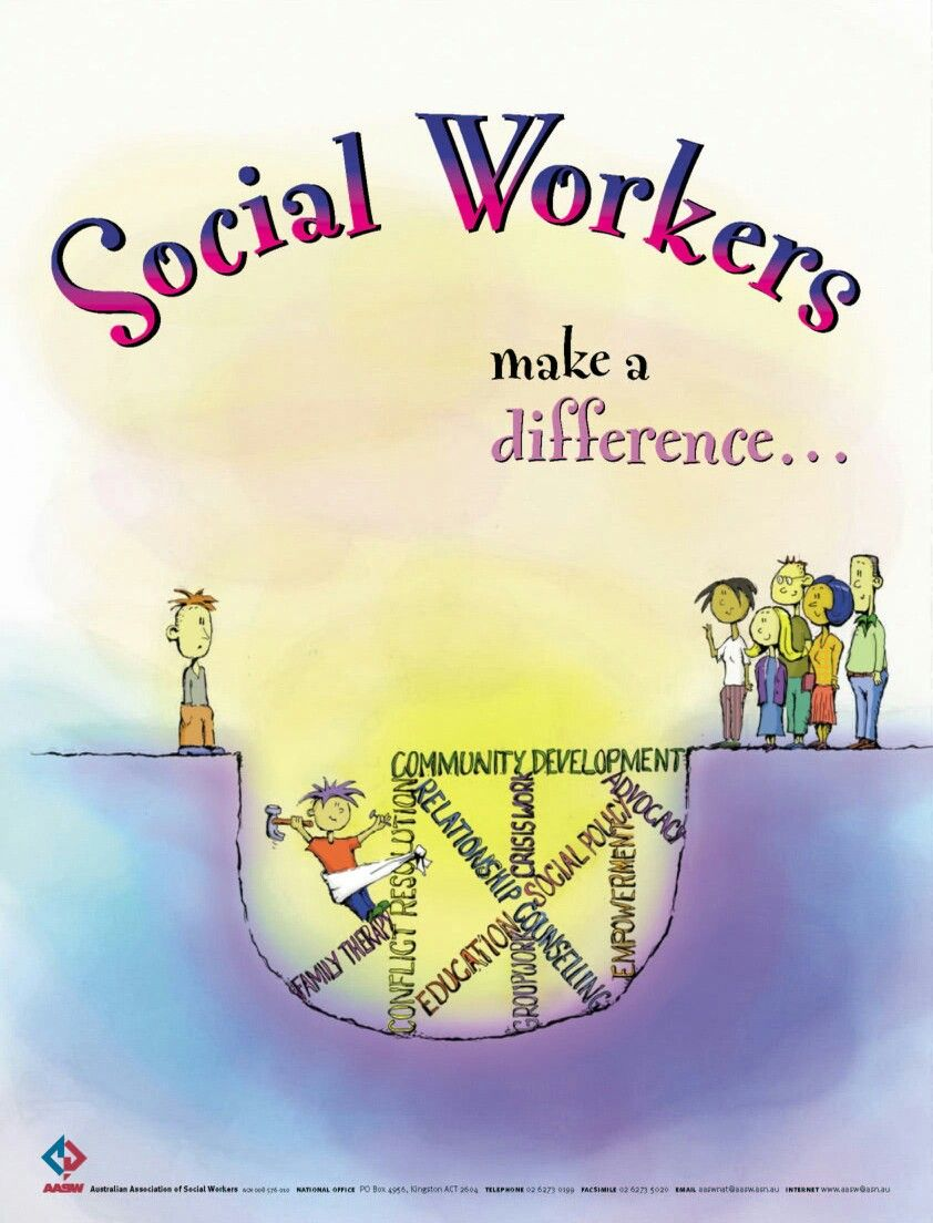 Why i love being a social worker