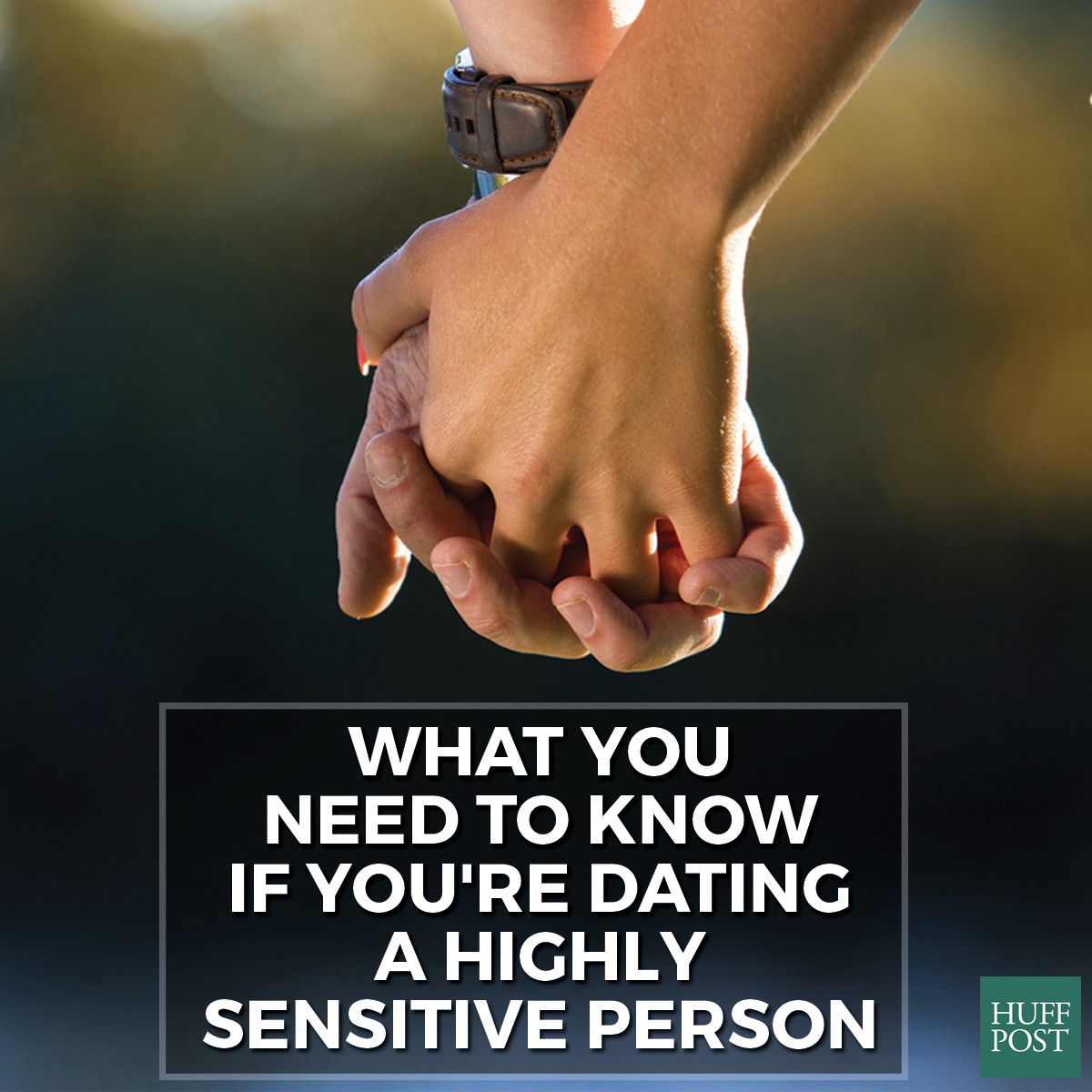 What is a sensitive guy
