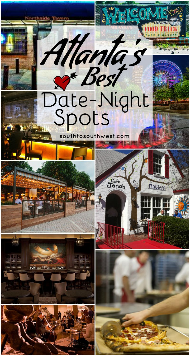 First date ideas atlanta ga