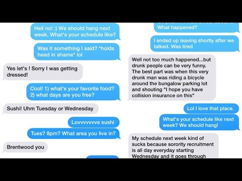 What to say to ask a girl out