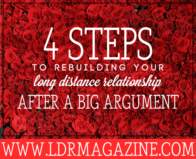 Big steps in a relationship