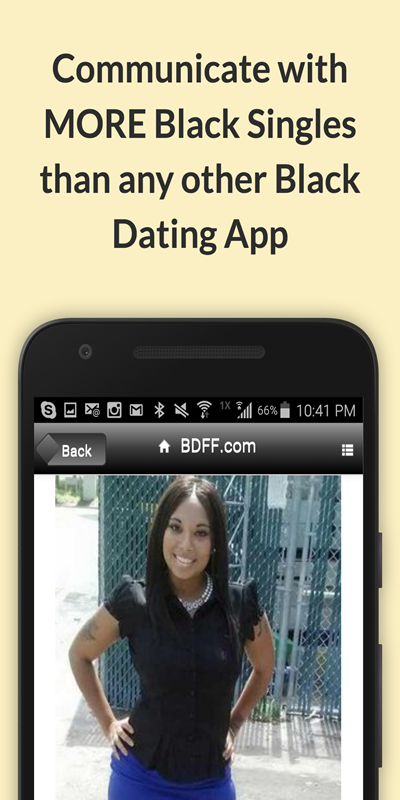 Black dating apps free