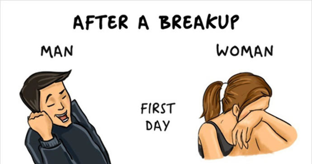 What to do after a breakup for guys
