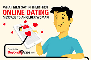 What to say to a woman online
