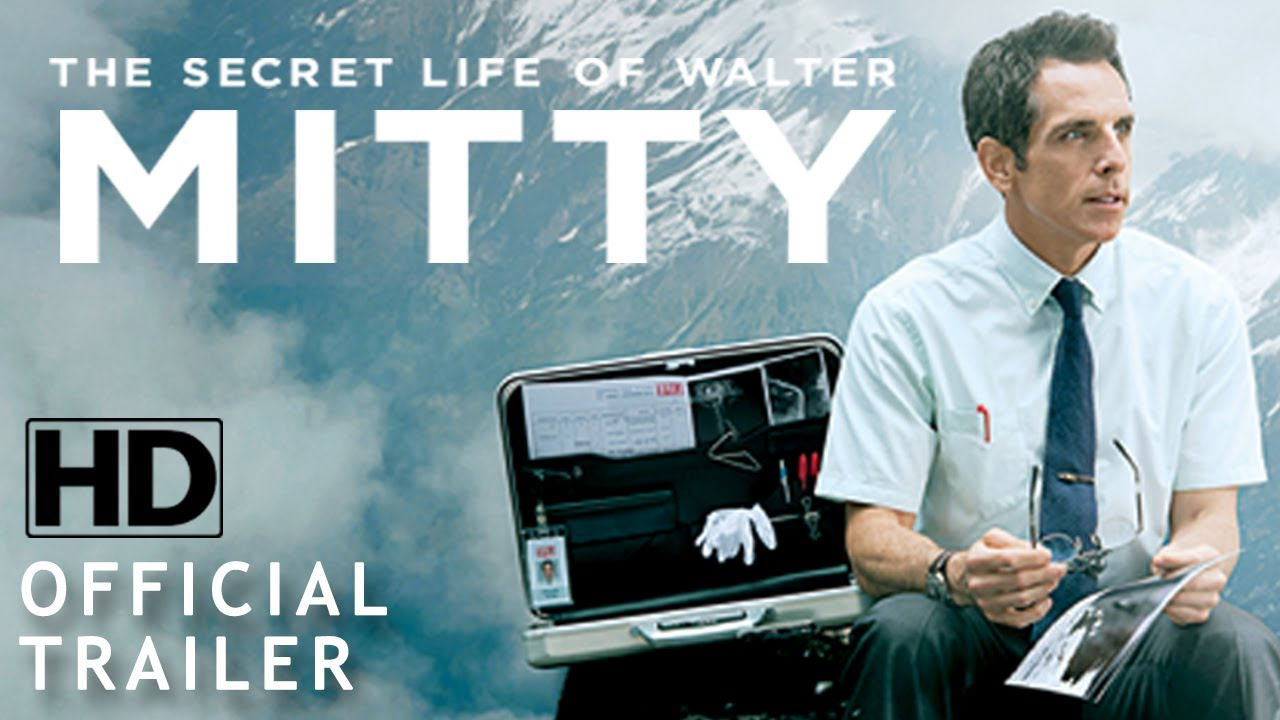 The secret life of walter mitty youtube full movie
