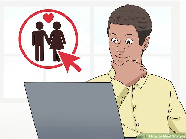 How to meet bitches