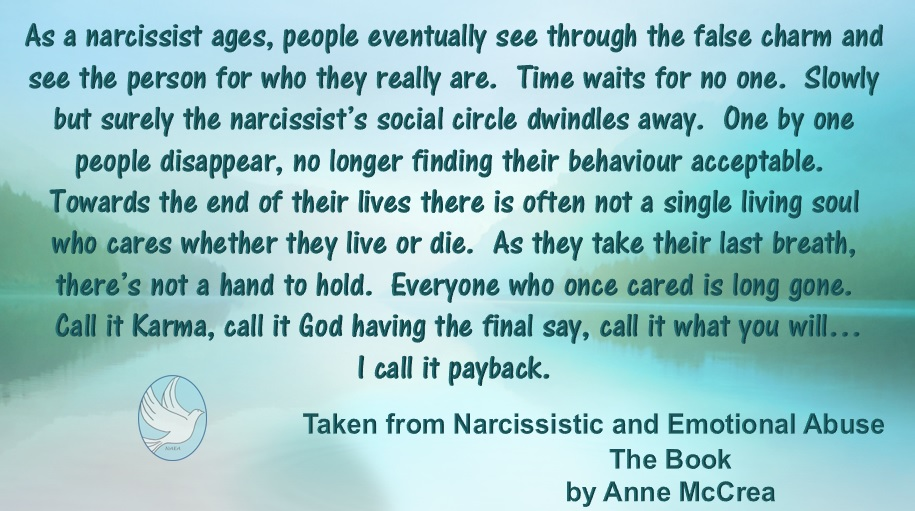 What to say to a narcissist
