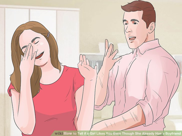 How to see if a girl has a boyfriend
