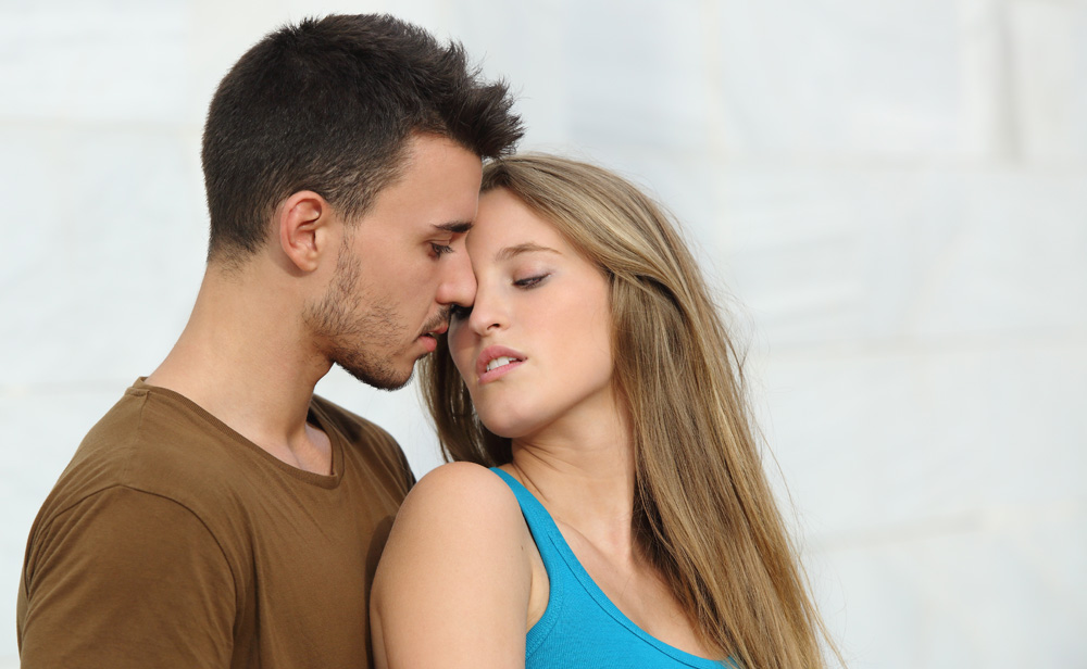 What makes someone a good kisser