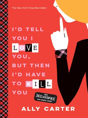I d tell you i love you series