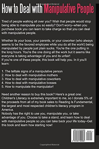 How to stop being manipulative