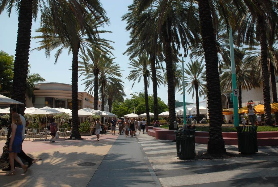 Where to go on a date in miami