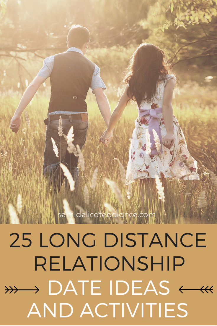 Dating a military man long distance